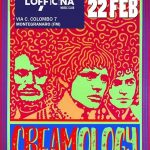 Creamology live at L'Officina 7 – Montegranaro