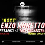 Enzo Moretto (A Toys Orchestra) // MIND Studios